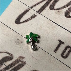 Origami Owl | Palm Tree Charm